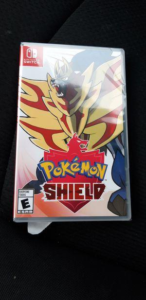 Pokemon shield Nintendo switch for Sale in Tacoma, WA
