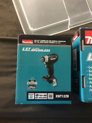 3/8 Makita impact wrench for Sale in Los Angeles, CA