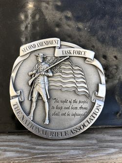 NRA Medal for Sale in Visalia,  CA