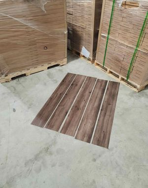 Luxury vinyl flooring!!! Only .60 cents a sq ft!! Liquidation close out! for Sale in Palos Verdes Peninsula, CA
