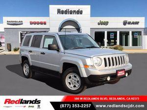 2013 Jeep Patriot for Sale in Redlands, CA