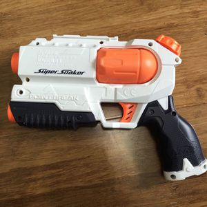 Nerf Super Soaker Water Gun for Sale in Fort Myers, FL