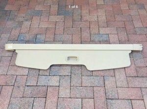 Land Rover Range Rover Sport HSE Rear Cargo Cover for Sale in Woburn, MA