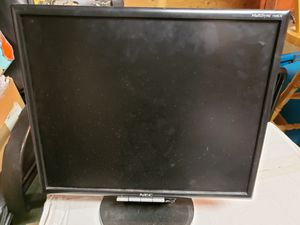"Nec 21"" LCD computer monitor for Sale in Mount Sterling, OH"