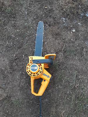 Electric chainsaw for Sale in Spokane, WA