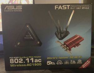 Asus Network Adapter Dual band for Sale in Upland, CA