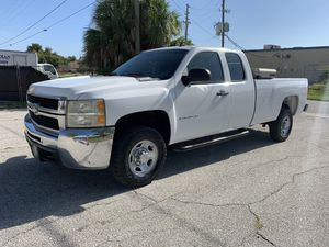 2008 Chevy Silverado extended cab long bed for Sale in St.Petersburg, FL