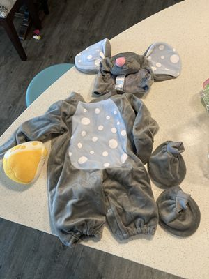 Baby Mouse Halloween costume for Sale in Walker, LA