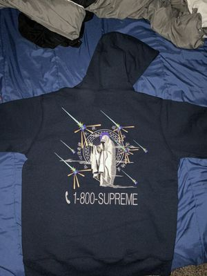 1-800-SUPREME HOODIE SIZE XL for Sale in North Las Vegas, NV