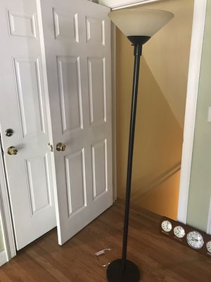 Floor lamp for Sale in Woburn, MA