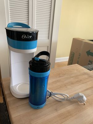 Oster® Pour! Brew! Go! Single Cup Coffee Maker for Sale in Philadelphia, PA