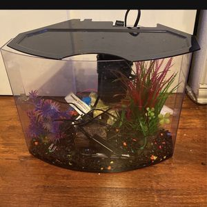 Black Light Fish Tank for Sale in Fort Worth, TX