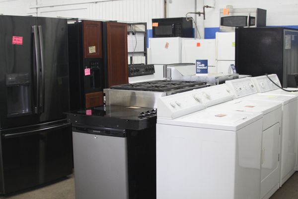 Prices Vary - Financing - 90 Day Warranty - Refurbished Refrigerator Stove Washer Dryer Dishwasher Microwave