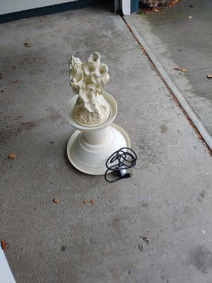 Garden fountain for Sale in Strongsville, OH