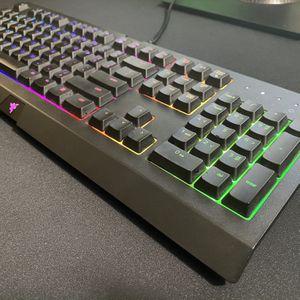 Razer Cynosa Chroma Gaming Keyboard for Sale in West Sacramento, CA