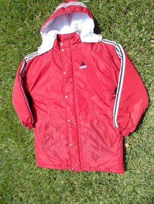 Old school Adidas Parka for Sale in Sugar Land, TX