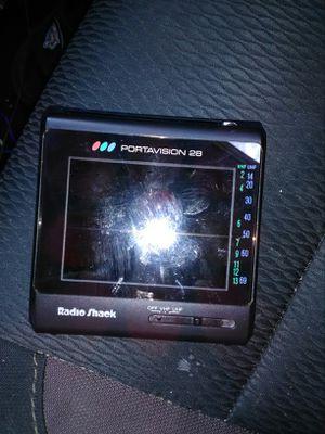 "Vintage Radio Shack 3.3"" Portable Color TV for Sale in Elgin, IL"