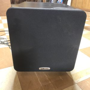 Polk Audio Home Theater Subwoofer PSW 111 for Sale in Inkster, MI