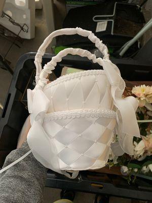 Flower girl baskets for Sale in Newark, CA