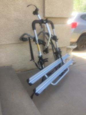 Aluminum bike Racks excellent condition for Sale in Colorado Springs, CO