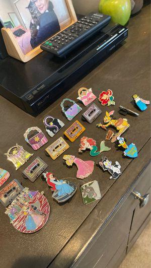 Disney pins for Sale in Menifee, CA