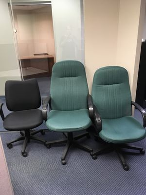 Office Chairs - $30 each for Sale in Peachtree Corners, GA