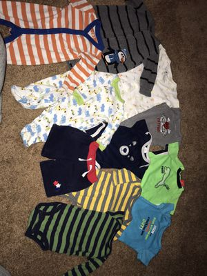 Baby boy clothes lot for Sale in Des Moines, WA