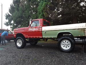 Lifted 69 ford for Sale in Arlington, WA