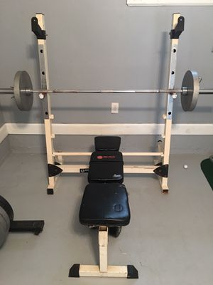 Weight Bench - obo for Sale in Nashville, TN