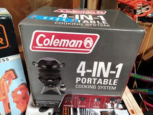 Unopened Colman portable cooking system for Sale in Kent, WA