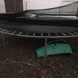 Trampoline 15ft Still Bouncy for Sale in Hyattsville, MD