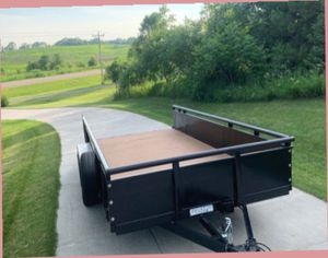 This Is A Excellent Utility Trailer for sale.$1000.00 for Sale in Tampa, FL