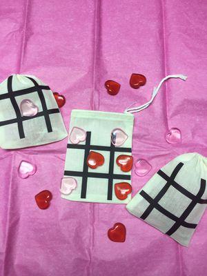 Heart Tic Tac Toe for Sale in Acworth, GA