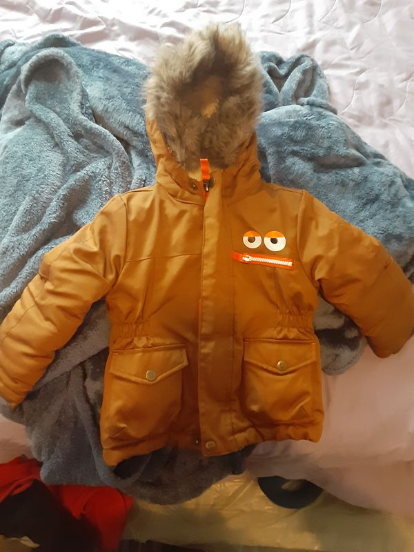 Toddler size 2T winter jacket
