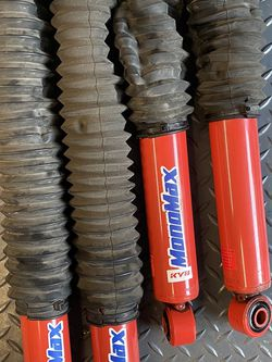Kyb Monomax Shocks For Silverado 2500hd for Sale in Issaquah,  WA