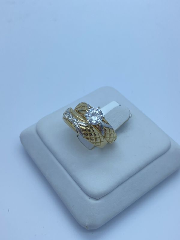 Women's wedding rings 10kt
