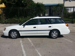 2001 Subaru Legacy Wagon for Sale in Los Angeles, CA