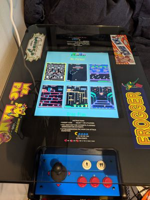 Arcade game cabinet 40+ games (2 person) for Sale in Los Angeles, CA