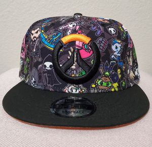 New Era Overwatch x Tokidoki collab adjustable snapback for Sale in Los Angeles, CA