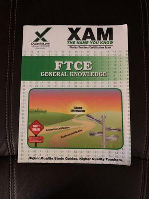 FTCE General Knowledge for Sale in Miami, FL