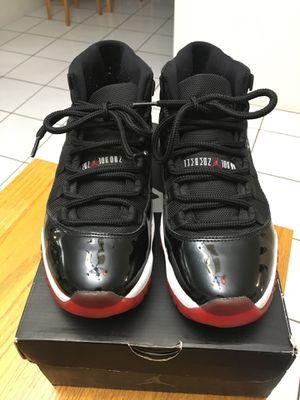 "Air Jordan 11 ""BRED"" SZ8.5 for Sale in Miami, FL"