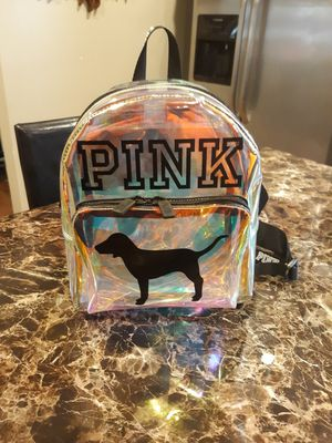 Small Victoria Secret pink backpack for Sale in Des Plaines, IL