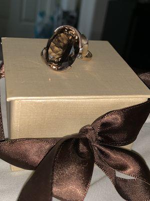 Topaz 14k ring for Sale in Sanger, CA