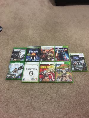 Xbox Games - Best Offer Accepted for Sale in Millis, MA