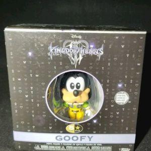Funko 5 Star Kingdom Hearts III Goofy Figure for Sale in Chanhassen, MN