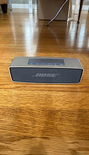 Bose soundlink mini for Sale in Seattle, WA