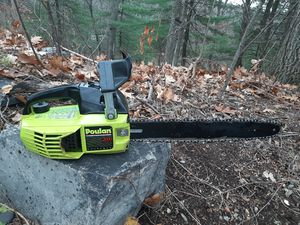 Poulan chainsaw for Sale in Melrose, MA