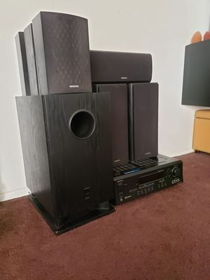 ONKYO home theater system for Sale in Los Angeles, CA