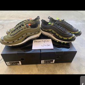 Undefeated x Nike Air Max 97's for Sale in Pennsauken Township, NJ