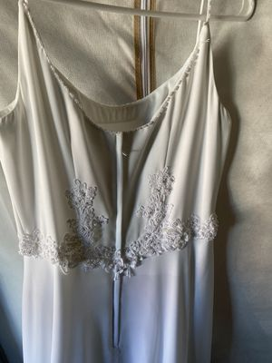 Simple wedding dress for Sale in Escondido, CA